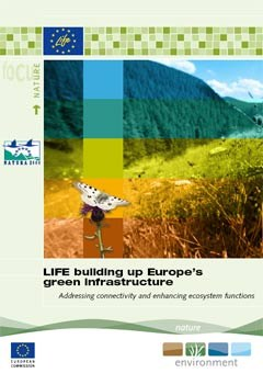 LIFE building up Europe's green infrastructure