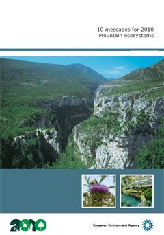 10 messages for 2010 — Mountain ecosystems
