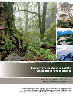 Connectivity conservation and the Great Eastern Ranges corridor