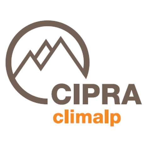 logo_climalp, enlarged picture.