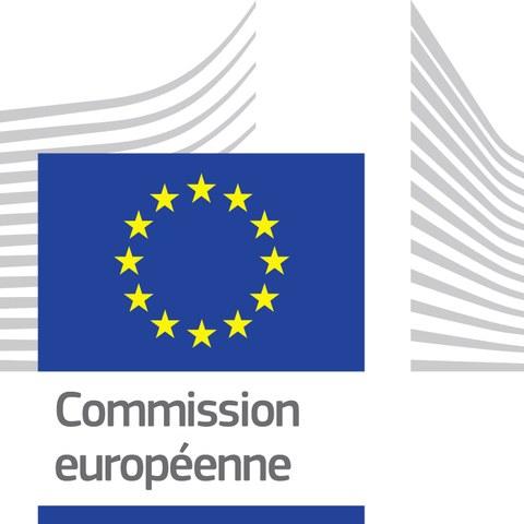 logo_commission européenne , enlarged picture.