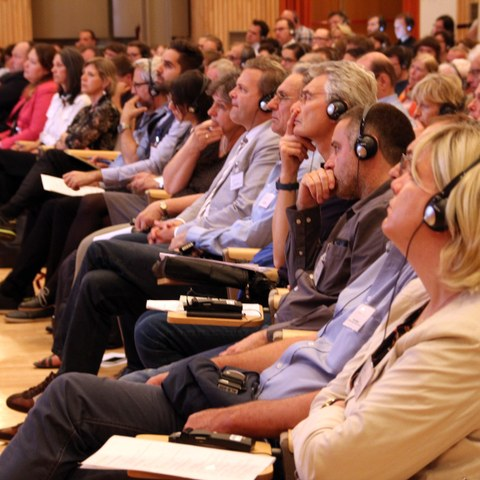 180525 Annual Conference with simultaneous translation in 4 languages (c) CIPRA  (8), enlarged picture.