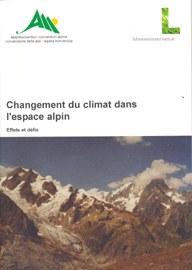 Cover Broschüre Klimawandel
