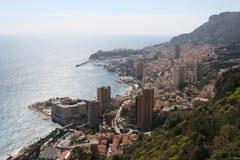 Monaco Stadt