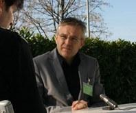 Norbert Lantschner, directeur de l'agence KlimaHaus de Bolzano.
