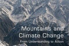 La publication contient des recommandations pour un développement durable de la montagne.