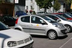 Fifty, la voiture de location de Langenegg/A : lutter durablement contre le réchauffement climatique grâce au partage de véhicules.