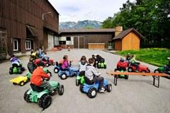 Protéger le climat pour nos enfants et pour l'avenir des Alpes