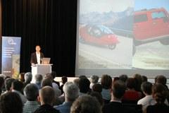 Conférence annuelle 2010 : façonner l'avenir des Alpes avec créativité