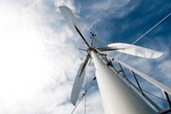 Dans le domaine skiable de Sattel-Hochstucki/CH, le vent produira bientôt le courant pour les canons à neige.