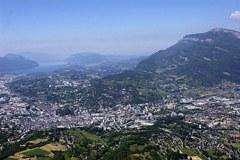 Chambéry : en plus des villes françaises, des villes allemandes, bulgares, hongroises, polonaises et tchèques ont participé en 2011 au concours.
