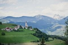 Communes de montagne en Italie