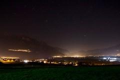 Liechtenstein la nuit