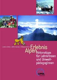 """Broschüre """"Erlebnis Alpen"""""""