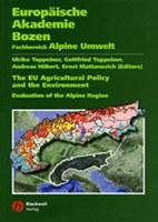 Publikation Europäische Akademie Bozen; Fachbereich alpine Umwelt
