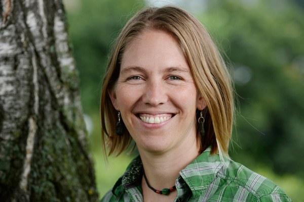 Claire Simon est directrice de CIPRA International. © Martin Walser
