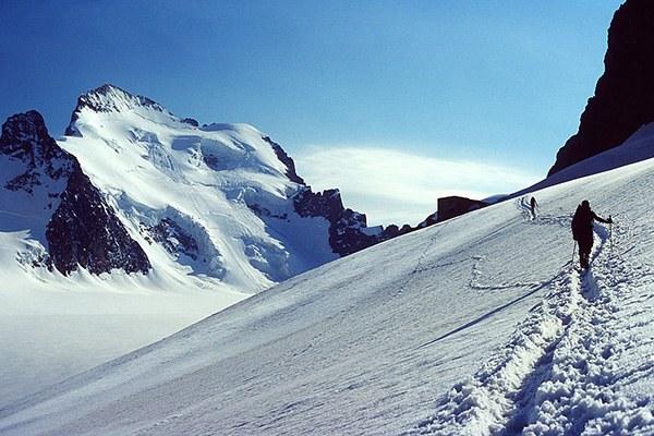 Le nouveau « master alpin » offre des opportunités de carrière intéressantes. © Guillaume Laget