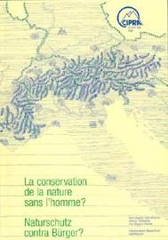 cipra tagungsband 1986 naturschutz contra bürger