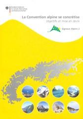 Alpenkonvention konkret - Alpensignale 2 - französisch