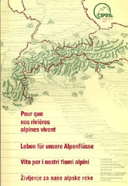 cipra tagungsband 1990 Alpenflüsse