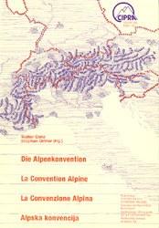 cipra tagungsband 1992 alpenkonvention