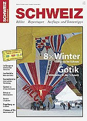 Publikation Revue Schweiz 03/01 Gotik