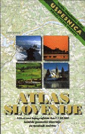 atlas slovenije