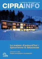 CIPRA Info 89 Cover