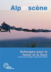 Alpenscène 90: Schengen pour la faune et la flore