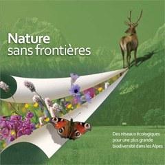 Grâce aux réseuax écologiques, les pays alpins peuvent contribuer à la conservation de la biodiversité