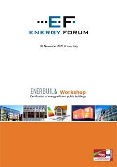 Certification énergétique dans les pays alpins : récapitulatif et comparatif.