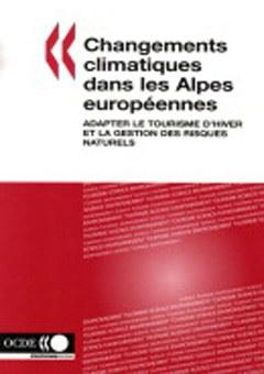 Changements climatiques dans les Alpes européennes.