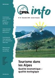 CIPRA Info 59 französisch