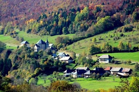 Saint-François de Sales, commune d'accueil de la rencontre Alliance dans les Alpes 2019