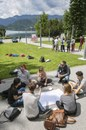 180525 Annual Conference_workshop sessions outside(c) Vesna Klemencic  (2)