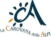 Logo  Caraovana Alpi