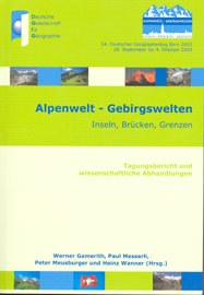 """Cover """"Alpenwelt-Gebirgswelten"""""""