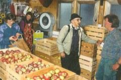 Apfelmarkt