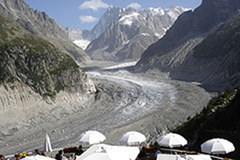 La pianificazione territoriale nelle Alpi del nord francesi deve tener conto anche degli effetti dei cambiamenti climatici.