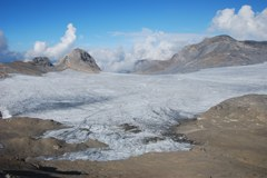 La CIPRA ha organizzato il convegno nell'ambito del suo progetto cc.alps in collaborazione con la Fondazione svizzera per la protezione del paesaggio.