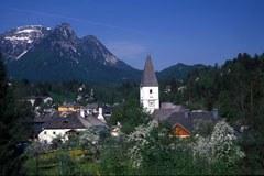 Bad Aussee/A: Città alpina dell'anno 2010.