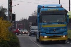 Altdorf, in Svizzera, è la sede del nuovo istituto di ricerca sul trasporto merci.