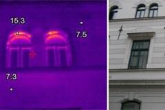 Termografia: una migliore efficienza energetica degli edifici pubblici è parte integrante del nuovo programma energetico.