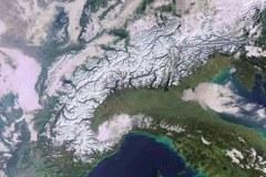 Le Alpi devono diventare una regione modello per la lotta e per l'adattamento al cambiamento climatico.