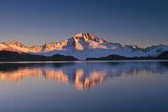 Alpen Wasser