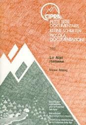 CIPRA Kleine Schriften 7/90 Der italienische Alpenraum italienisch
