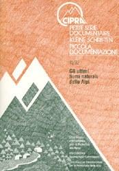 CIPRA Kleine Schriften 11/92 Alpenflüsse italienisch