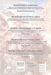 Biodiversität im Alpenraum