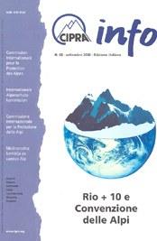 CIPRA Info 66 italienisch