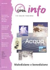 CIPRA Info 68 italienisch